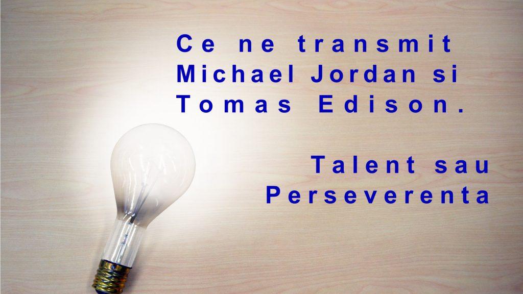 Perseverenta oare garanteaza succesul?
